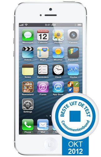 iphone 5 gratis toestel abonnement