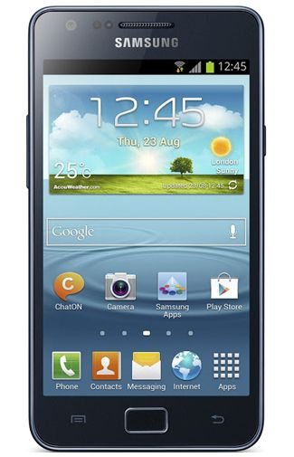 Samsung Galaxy S2 Plus i9105 Blue Gray