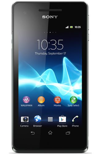 Sony Xperia V Black