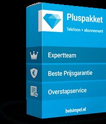 Smartphone Pluspakket