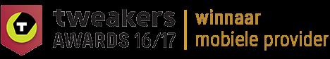 Tweakers Awards 2016/2017: winnaar mobiele provider
