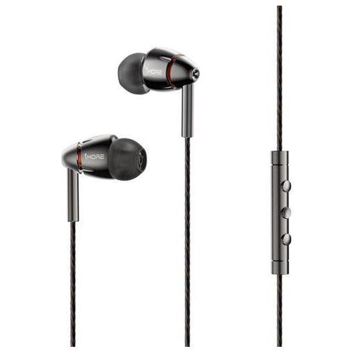 Productafbeelding van de 1MORE Quad Driver In-Ear Headphones Grey