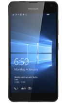 Productafbeelding van de Microsoft Lumia 650 Dual Sim Black