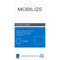 Mobilize Clear Screenprotector Samsung Galaxy S5/S5 Plus/S5 Neo 2-Pack