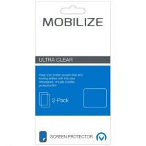 Mobilize Clear Screenprotector Samsung Galaxy S6 2-Pack