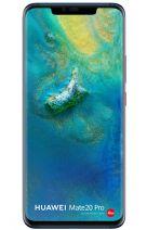 Productafbeelding van de Huawei Mate 20 Pro Single Sim Blue