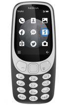 Productafbeelding van de Nokia 3310 3G Grey
