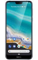 Productafbeelding van de Nokia 7.1 Dual Sim 32GB Blue