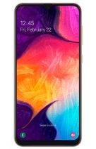 Productafbeelding van de Samsung Galaxy A50 Coral