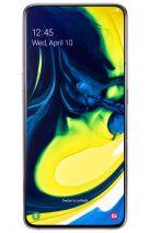 Productafbeelding van de Samsung Galaxy A80 Silver