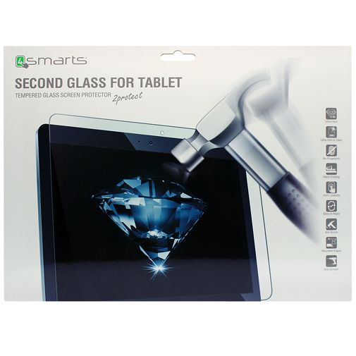 4smarts Second Glass Screenprotector Apple iPad Pro 9.7