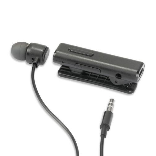 Productafbeelding van de 4smarts Draadloze Mono-Headset TalkClip B1 Black