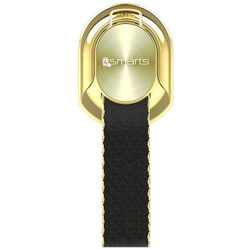 4smarts Finger Strap Gold/Black
