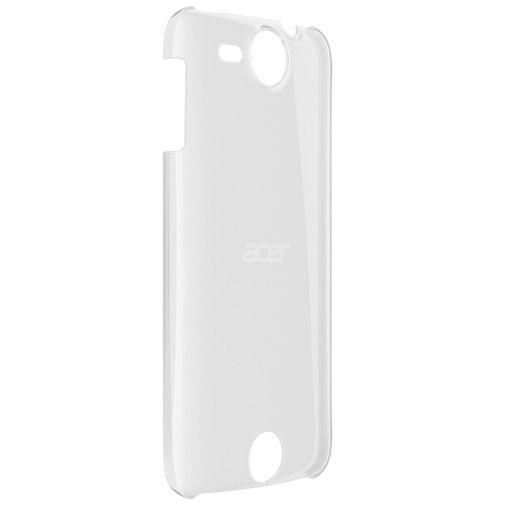 Acer Bumper Transparant White Liquid Jade S55