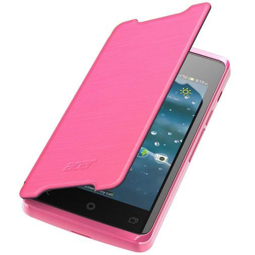 Acer Flip Case Pink Liquid Z200