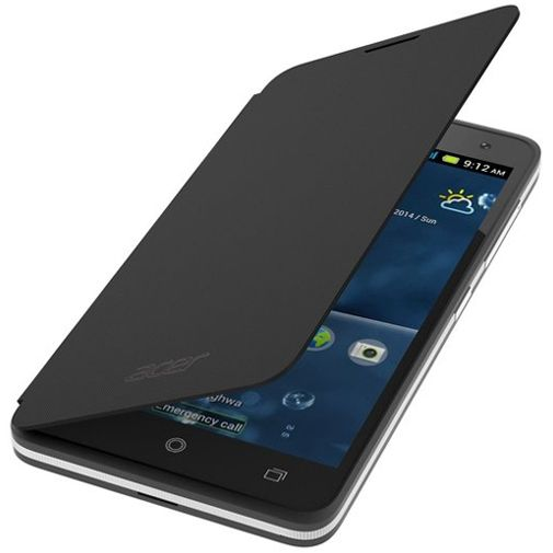 Acer Flip Cover Black Liquid Z520