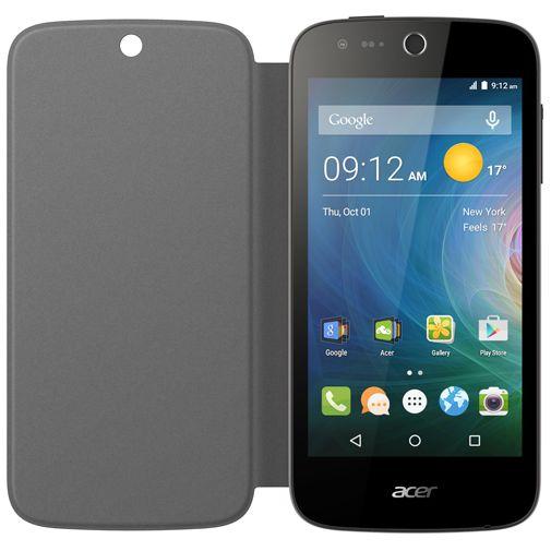 Acer Flip Cover Grey Liquid Z330/Z320/M330