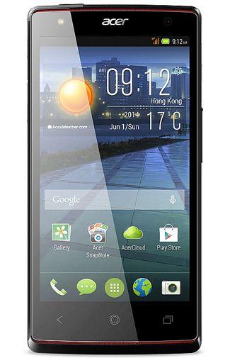 Productafbeelding Acer Liquid E3 Duo Black