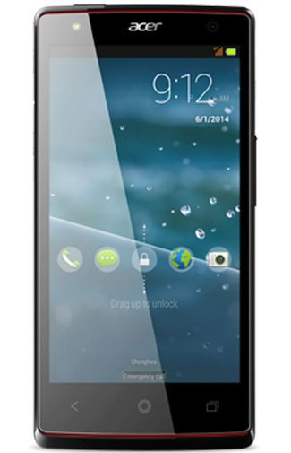 Productafbeelding Acer Liquid E3 Titanium