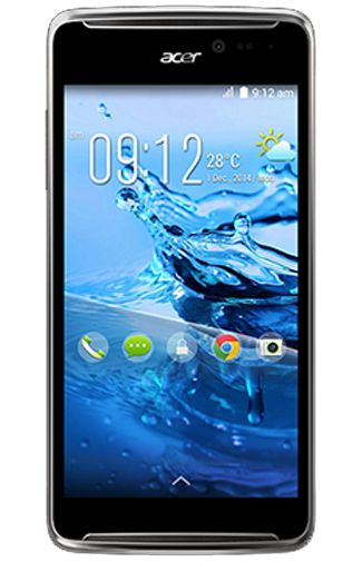 Productafbeelding Acer Liquid E600 Black