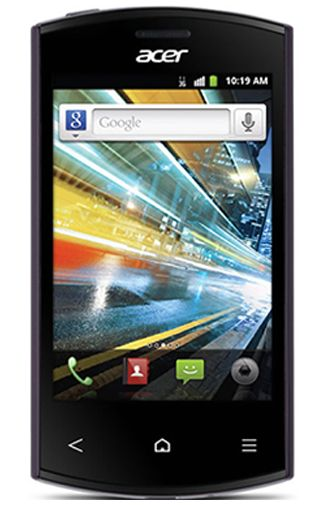 Productafbeelding van de Acer Liquid Express C6 Titanium