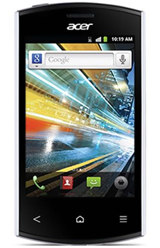 Productafbeelding Acer Liquid Express C6 White