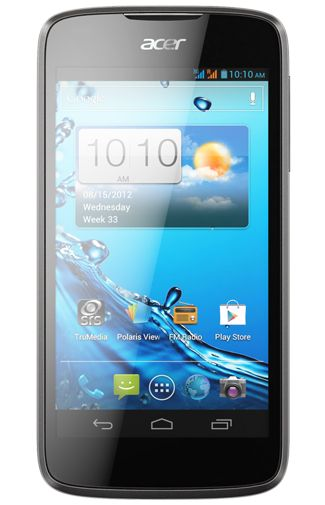 Productafbeelding Acer Liquid Gallant Black