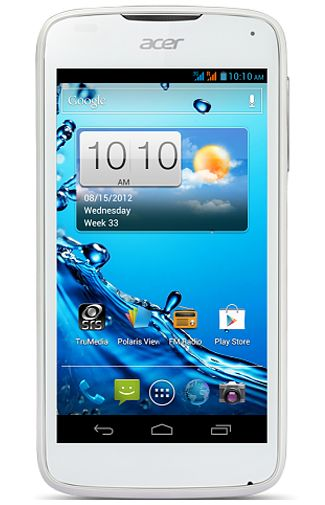 Productafbeelding van de Acer Liquid Gallant White