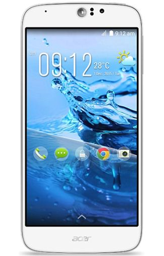 Productafbeelding Acer Liquid Jade Z Duo White