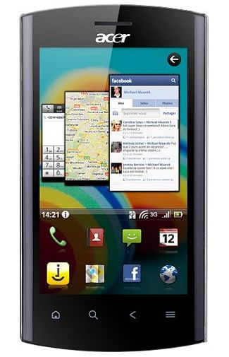 Acer Liquid Metal S120 Brown