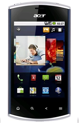 Productafbeelding Acer Liquid Mini E310 Blue