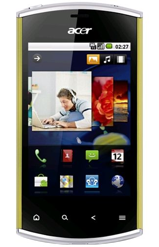 Productafbeelding van de Acer Liquid Mini E310 Green