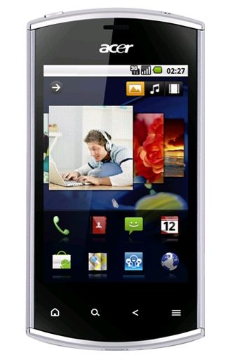 Productafbeelding Acer Liquid Mini E310 Silver