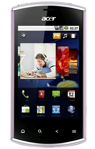Productafbeelding Acer Liquid Mini E310 Pink