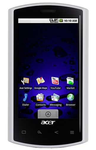 Acer Liquid E S100 White