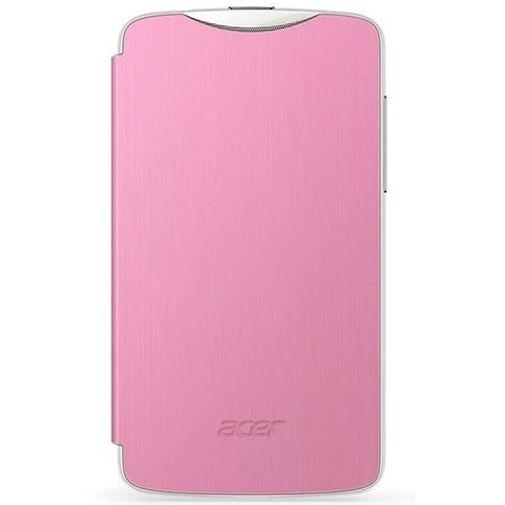 Acer Liquid Z3 Flip Case Pink