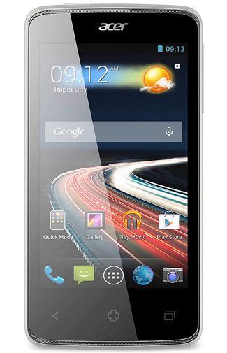 Productafbeelding Acer Liquid Z4 White