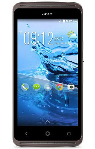 Acer Liquid Z410 Duo Comic Black