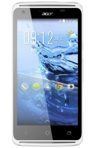 Acer Liquid Z410 Duo White