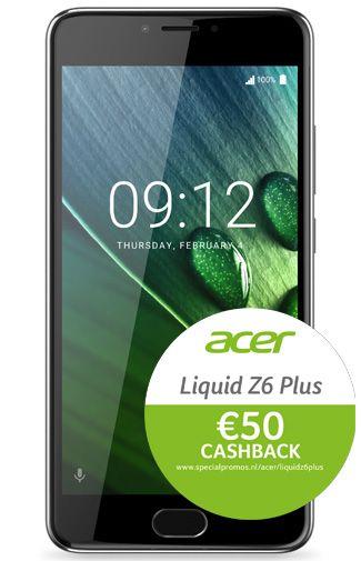 Acer Liquid Z6 Plus Grey