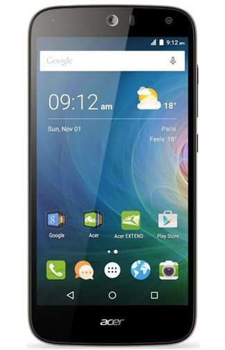Productafbeelding Acer Liquid Z630 Duo Silver