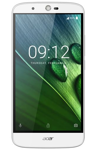 Productafbeelding Acer Liquid Zest Plus White