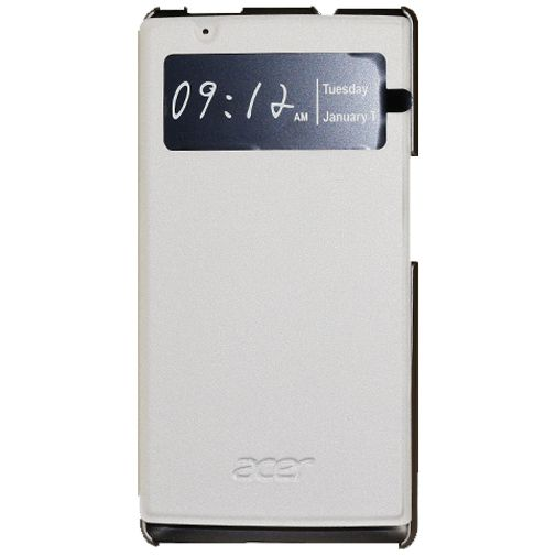 Acer Quick View Flip Case Silver Liquid E3