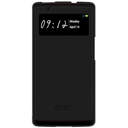 Acer View Cover Black Liquid E700