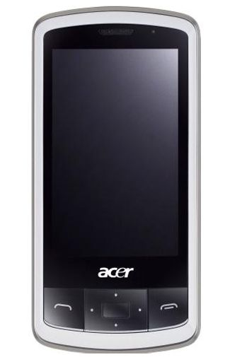 Productafbeelding Acer beTouch E200 White
