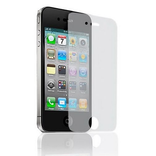 Productafbeelding van de Adapt Screenprotector Apple iPhone 4