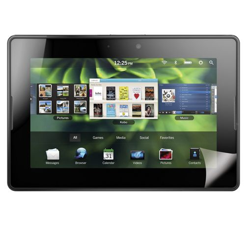 Adapt Diamond Screenprotector 2-pack BlackBerry PlayBook
