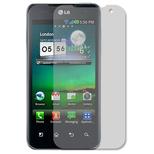 Adapt Diamond Screenprotector 2-pack LG Optimus 2X Speed