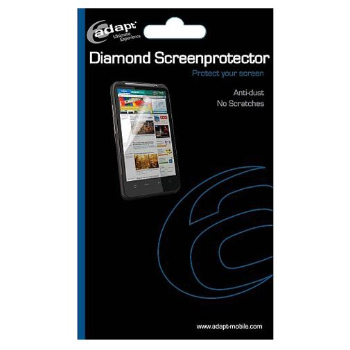 Adapt Diamond Screenprotector HTC Desire S