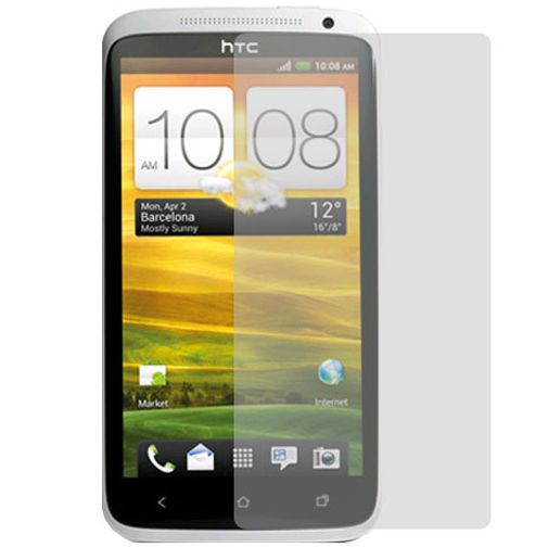 Adapt Screenprotector HTC One X 2-Pack